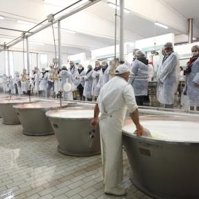 Un'azienda agroalimentare come location per il tuoevento